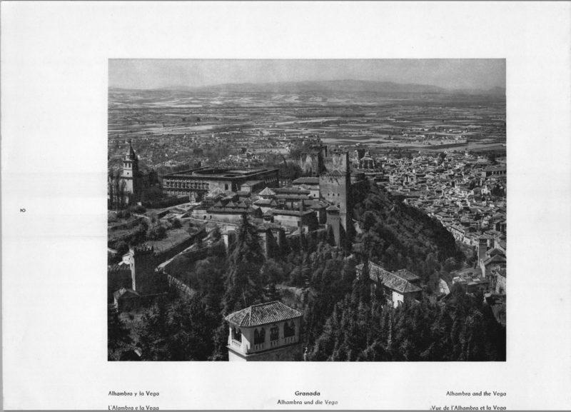 Photo 002: Alhambra and the Vega