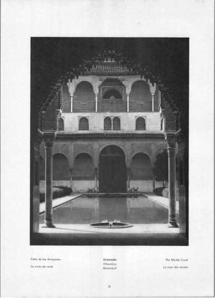 Photo 006: Granada Alhambra – The Myrtle Court