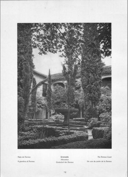 Photo 012: Granada Alhambra – The Daraxa Court
