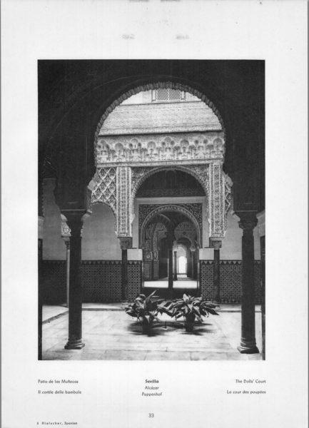 Photo 033: Sevilla Alcázar – The Dolls' Court