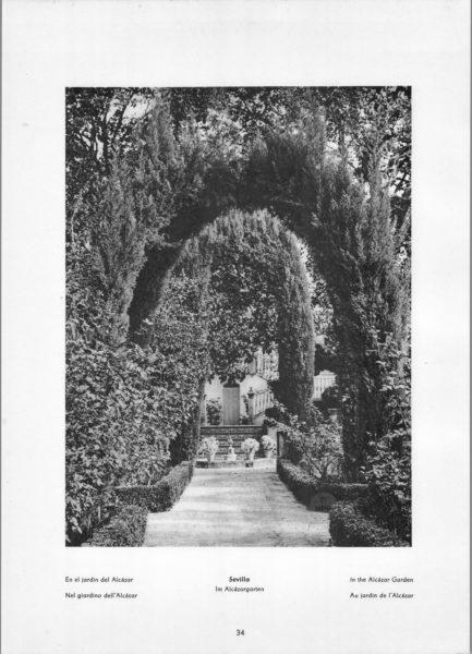 Photo 034: Sevilla Alcázar – In The Alcázar Garden