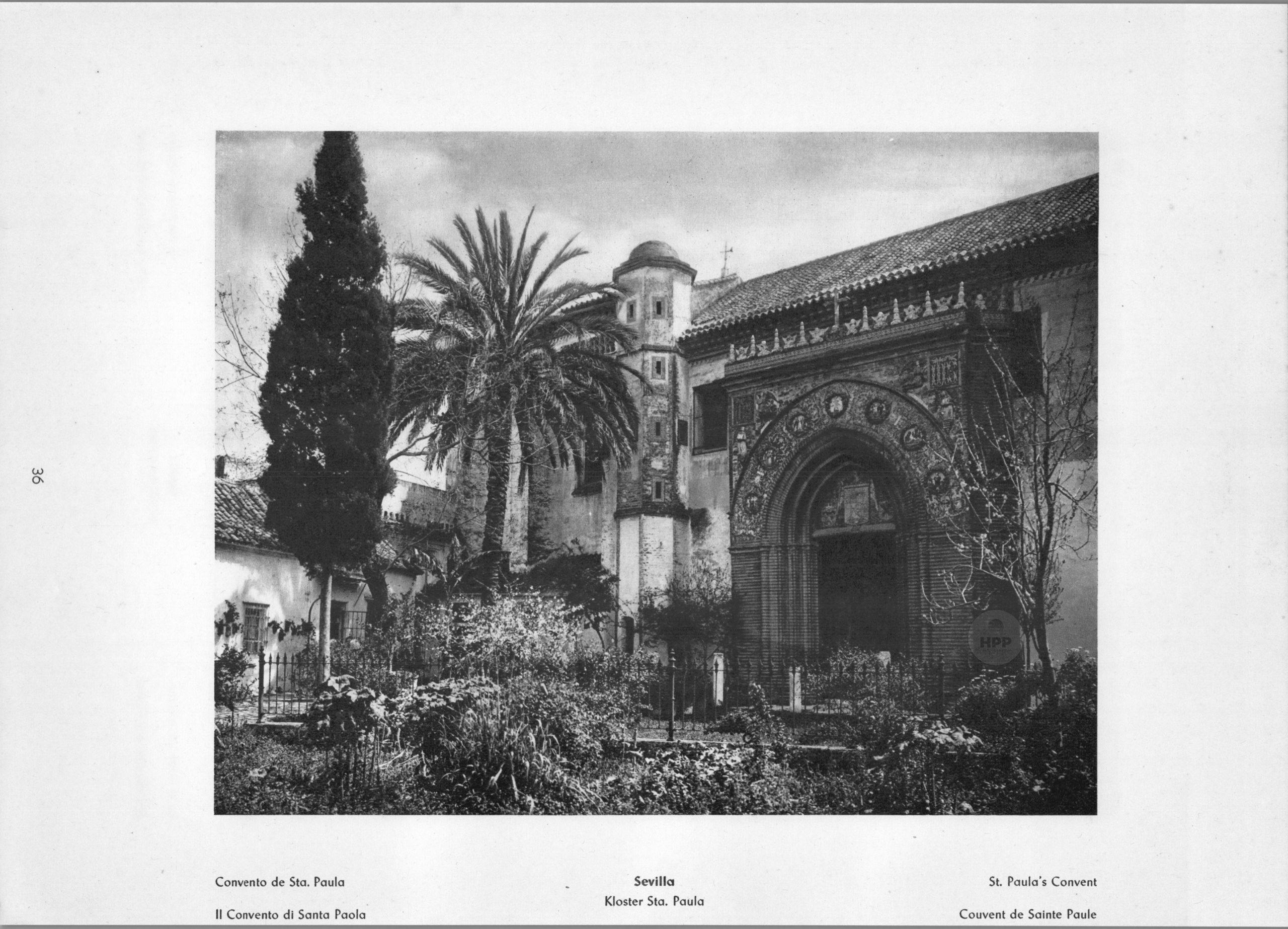 Sevilla - St. Paula's Convent