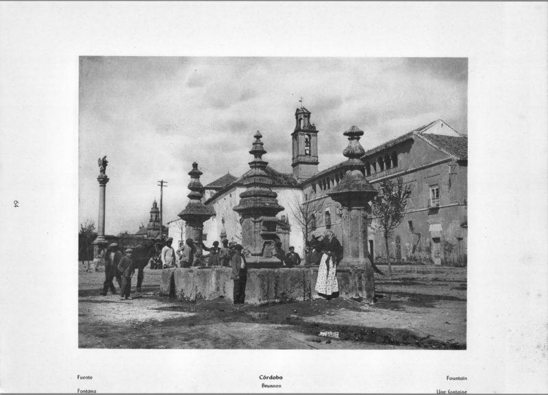 Photo 064: Córdoba – Fountain