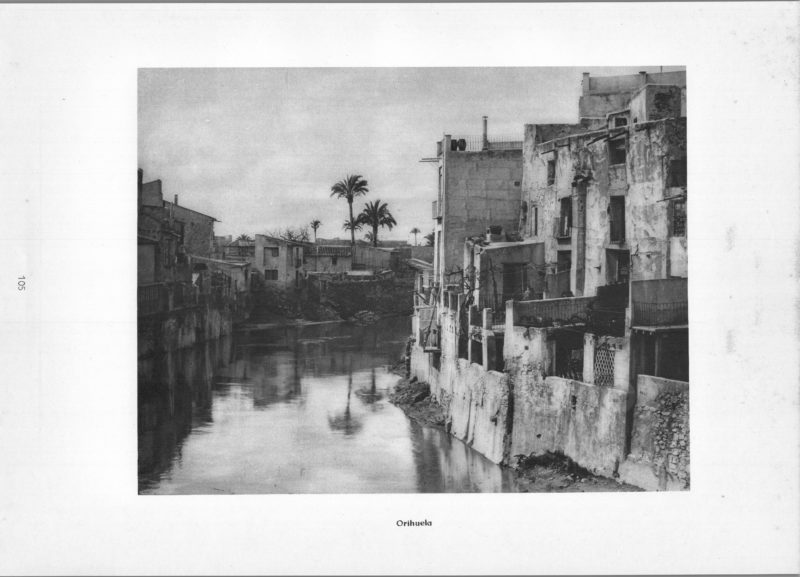Photo 105: Orihuela – River in the Village