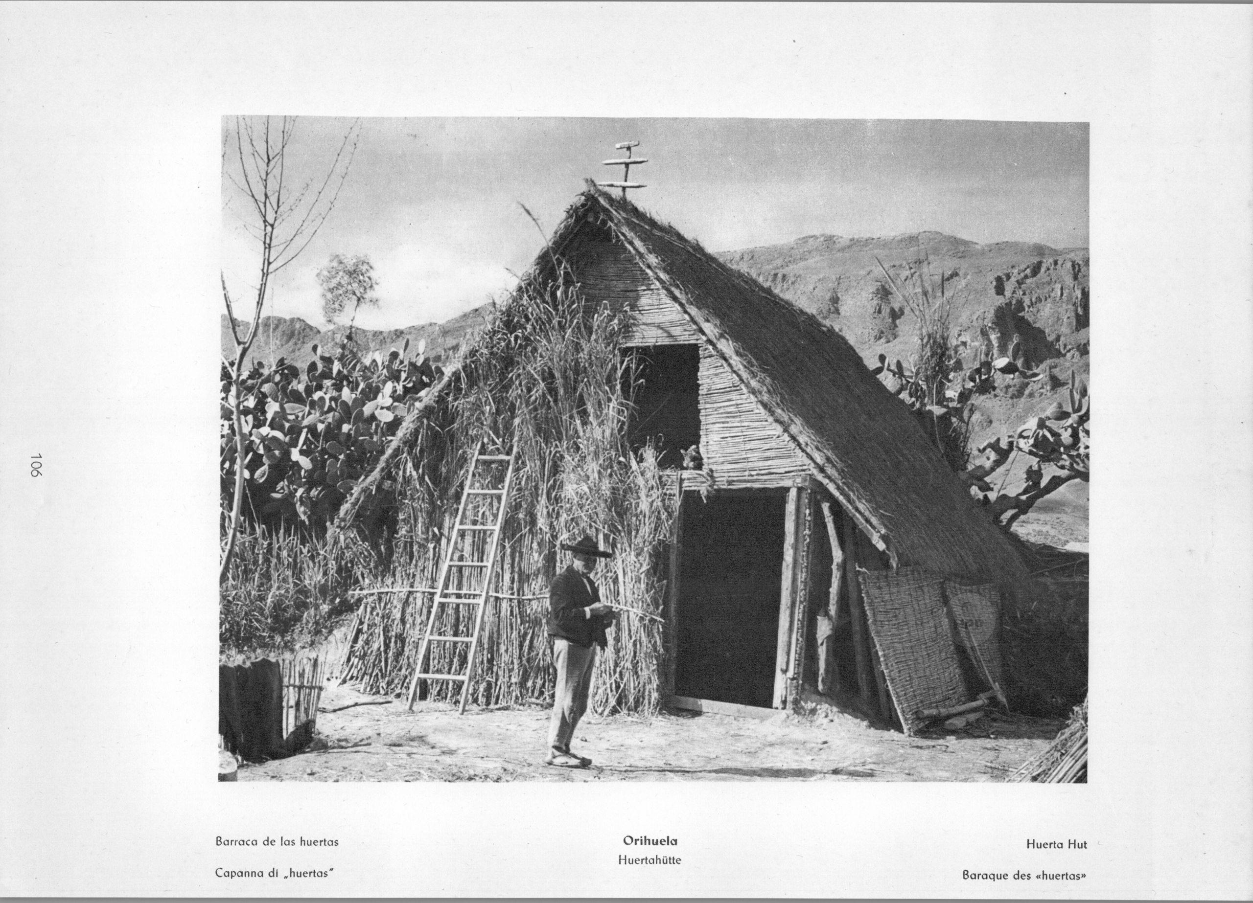 Orihuela - Huerta Hut