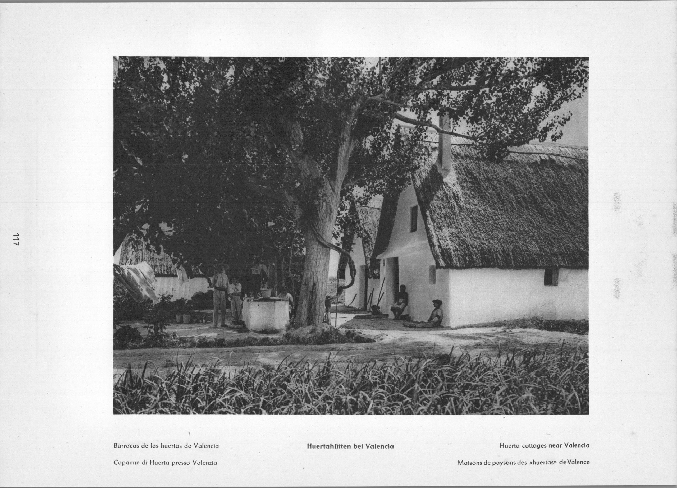 Valencia - Huerta cottages near Valencia