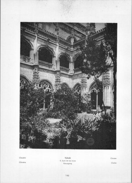 Photo 146: Toledo Cloister – S. Juan de los reyes