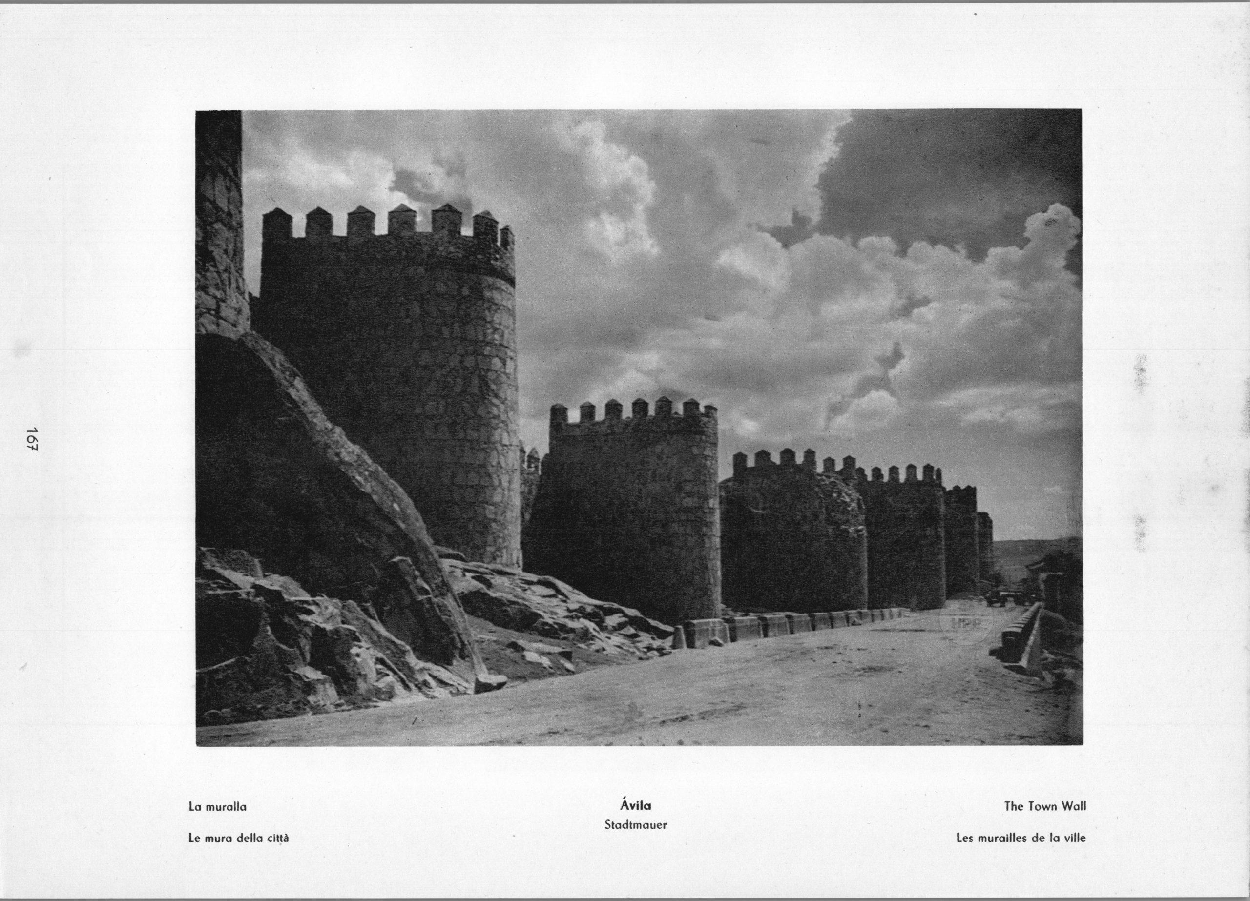Ávila - Town Wall
