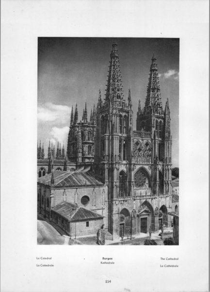 Photo 234: Burgos – La Catedral