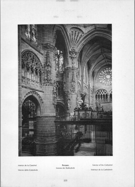 Photo 235: Burgos Altar – La Catedral