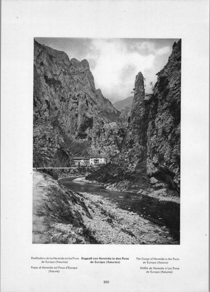 Photo 266: Asturias los Picos de Europa – Desfiladero de La Hermida