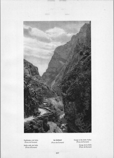 Photo 267: Asturias los Picos de Europa – Desfiladero del Sella