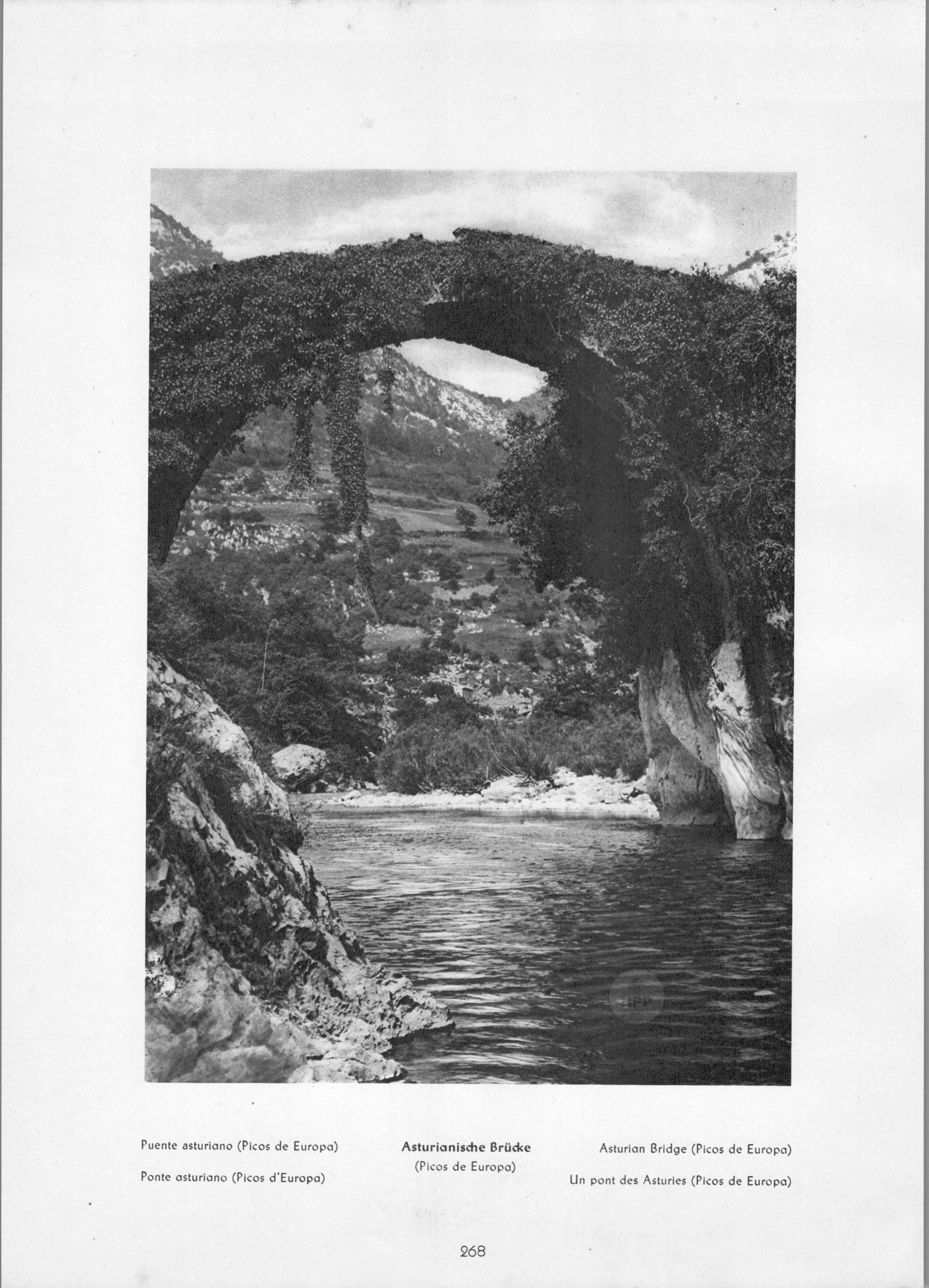 Asturias los Picos de Europa - Puente