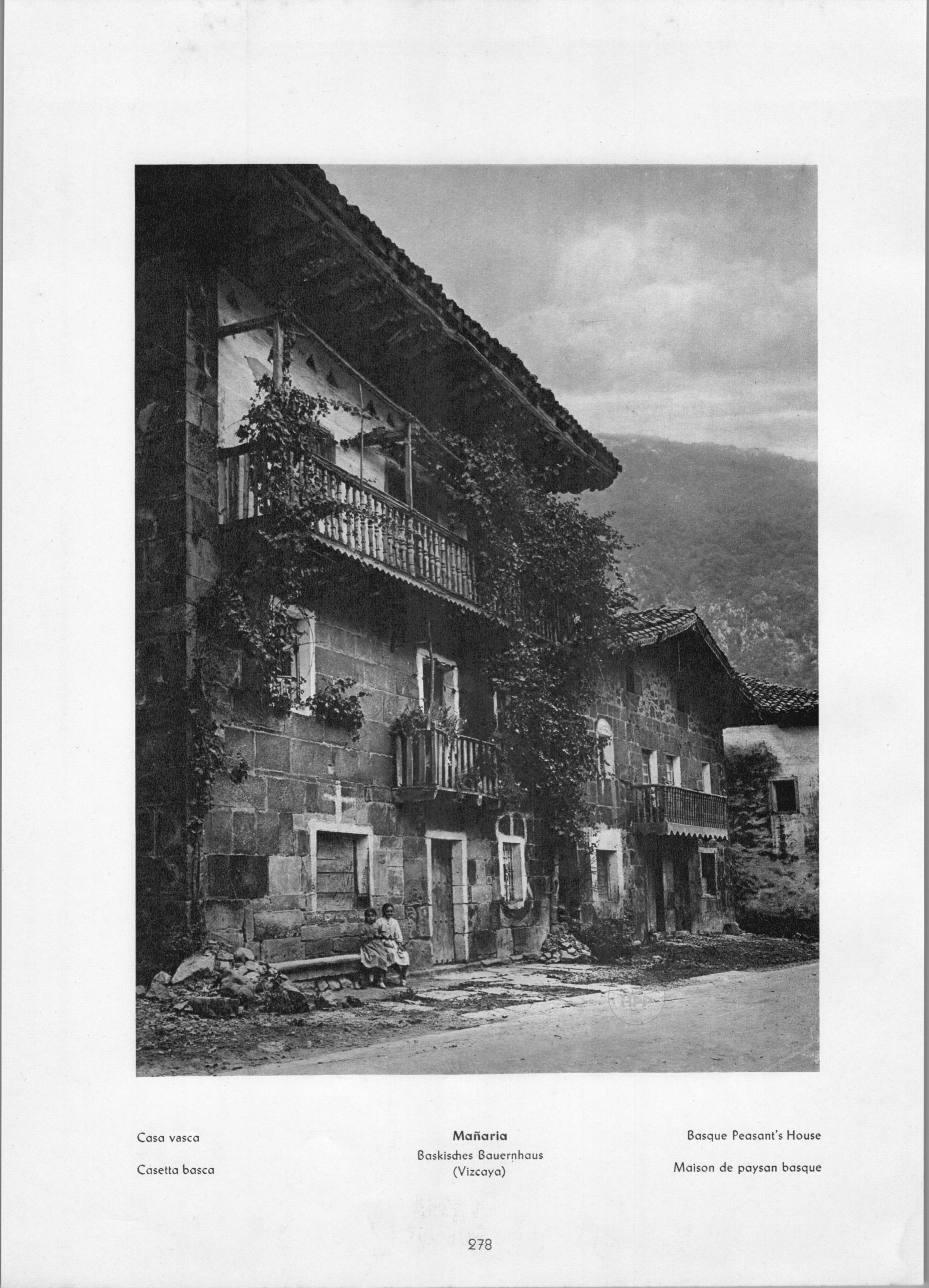 Vizcaya Mañaria - Casa vasca
