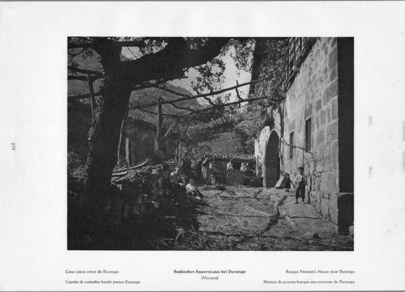 Photo 279: Vizcaya Durango – Casa vasca